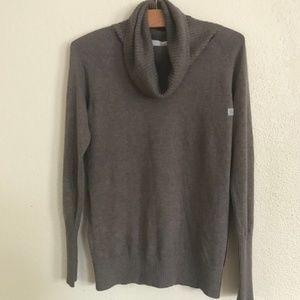 NEW Ann Taylor LOFT turtle cowl neck sweater